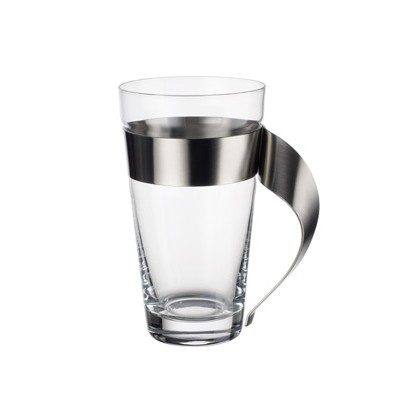 Latte Macchiato Glass and Holder (1510)