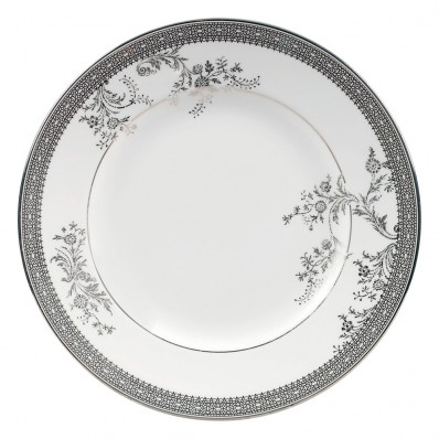Dessert Plate with Accent (20cm) (15110)