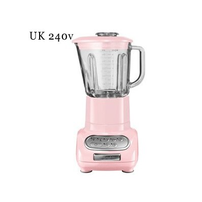 Havens kitchenaid artisan 1 5 litre blender in pink Kitchen appliance reviews uk