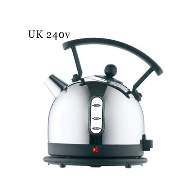 how to clean black stuff from kettle