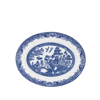 31cm Oval Meat Serving Dish (15754)
