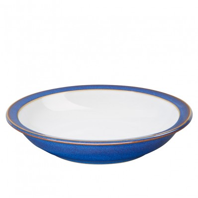4b6238ed45a1 Havens - Denby China Imperial Blue Rimmed Bowl