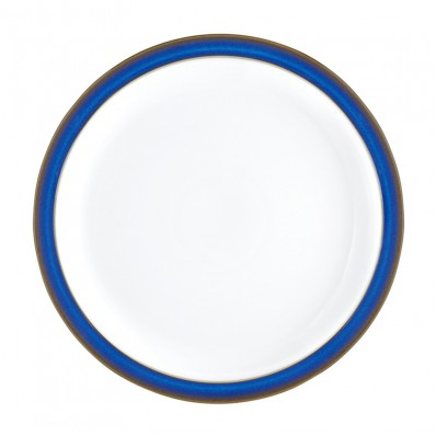 d6ff622b758e Havens - Denby China Imperial Blue Dinner Plate