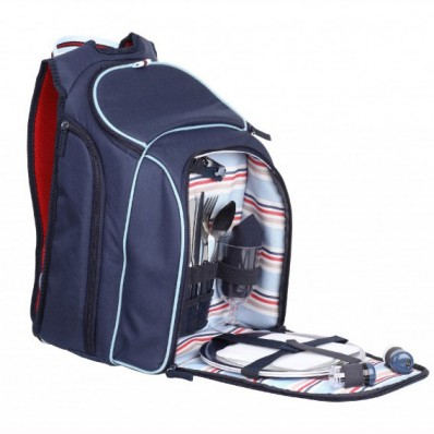 Coastal 2 person Insulated Picnic Backpack (16975)