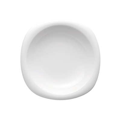havens rosenthal china tableware suomi white 23cm deep plate. Black Bedroom Furniture Sets. Home Design Ideas