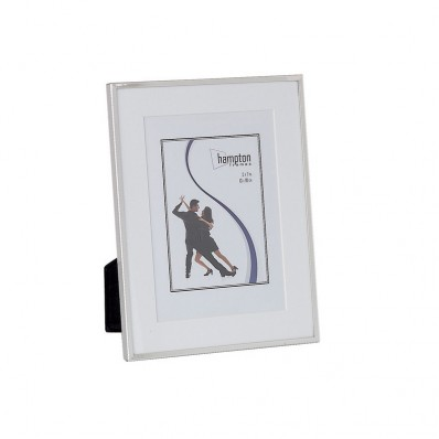 5 x 7 Silver Plated Photoframe (18234)
