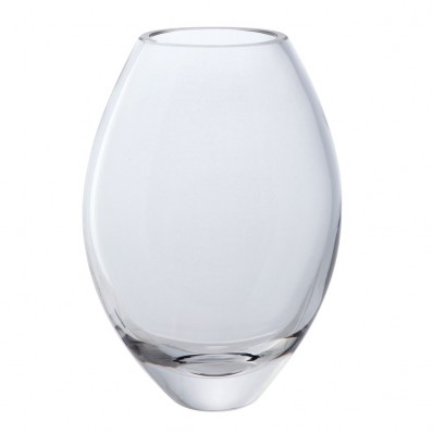 Dartington Crystal Opus Medium Vase 23cm Havens