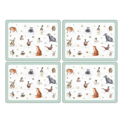 Tablemats Set of 4 (22566)