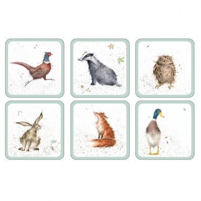 Coasters Set of 6 (22567)