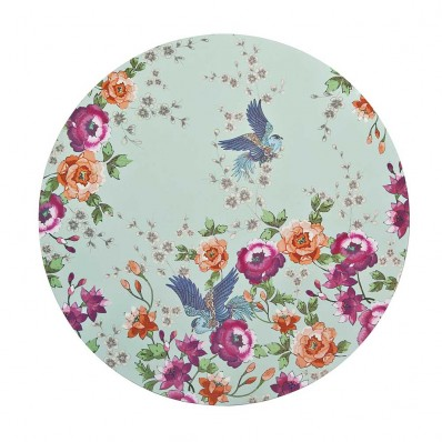 Set of 4 Round Placemats (23579)