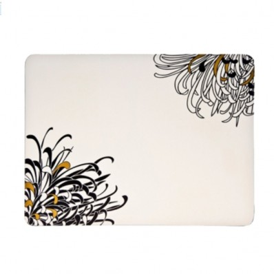 Set of 4 Cream Placemats (23863)