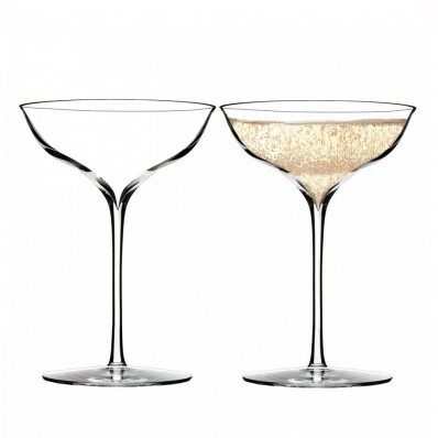 Belle Coupe Champagne Glasses - Set of 2 (24145)
