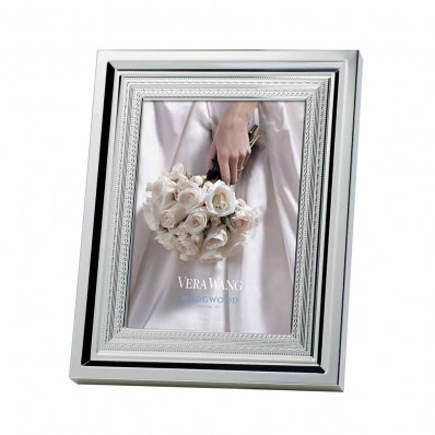 Wegdwood Vera Wang With Love Blanc Photo Frame 5 X 7 Havens