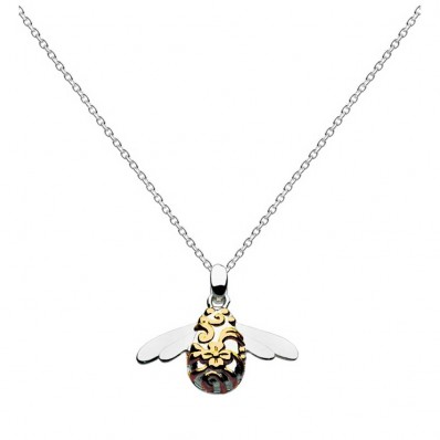 Bumble Bee Gold Necklace (25274)
