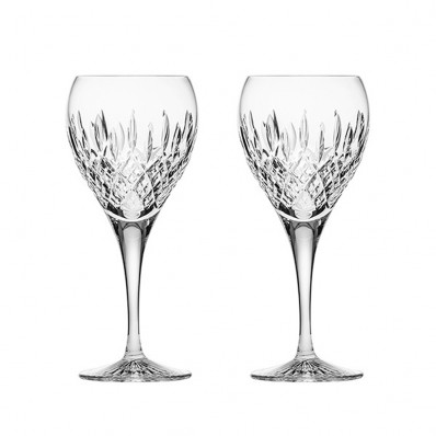 Set of 2 Wine Glasses (26175)