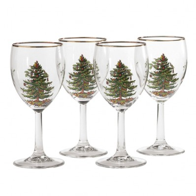 Set of 4 Wine Glasses (26708)