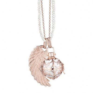 Rose Gold Plated Angel Whisperer Medium Jewellery Gift Set (26739)  sc 1 st  Havens & Engelsrufer Rose Gold Plated Angel Whisperer Medium Jewellery Gift ...
