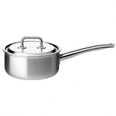 Spring Brigade Premium Saucepan with Lid 18cm