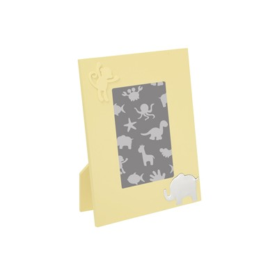 Children's Yellow Safari Rectangle Frame (27854)