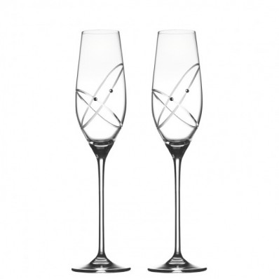 With This Ring Champagne Glasses - Box of 2 (28218)