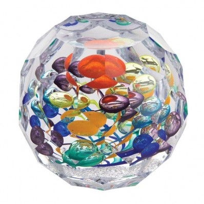 Bubbles Galore 2017 Annual Paperweight (28257)