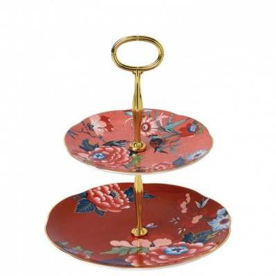 2 Tier Cake Stand (28762)