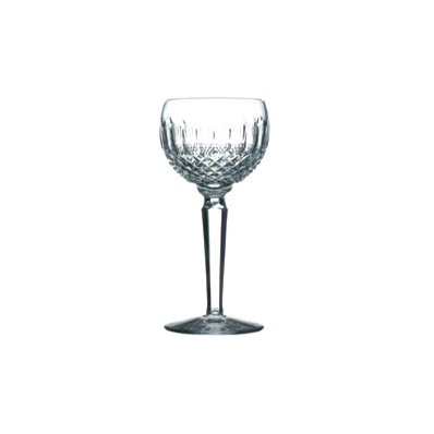 Havens waterford crystal tall colleen hock white wine glasses - Wedgwood crystal wine glasses ...