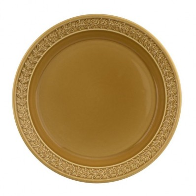 Harmony 20cm Side Plate Amber (29088)