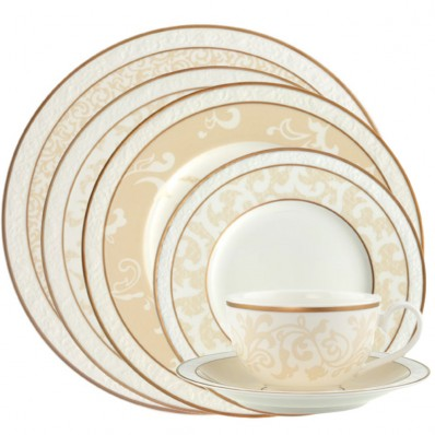 Villeroy Amp Boch Ivoire 24 Piece Dinner Service At Havens