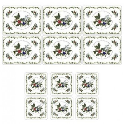 Placemats & Coasters Set of 6 (4687)