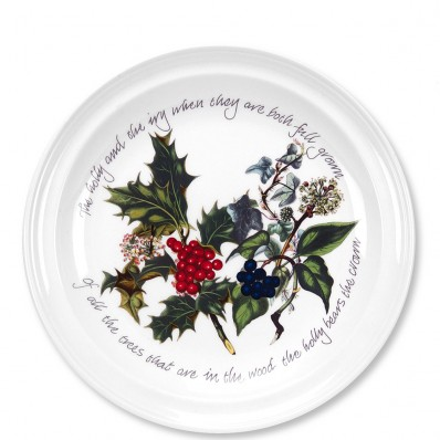 Portmeirion Holly & Ivy 21cm Dessert Plate (4731)