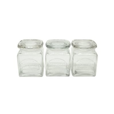 Maxwell & Williams Olde Storage Jar Set of 3 Storage Jars 0.5 litre