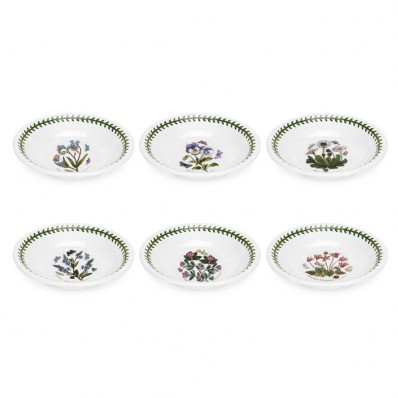 Cereal Bowl 18cm Set of 6 Assorted (6363)