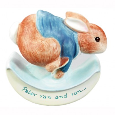 Peter Rabbit Ran and Ran Money Bank (6700)