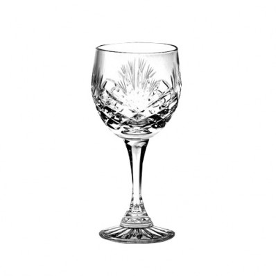 Havens Swarton Crystal Majestic Port Or Sherry Glasses
