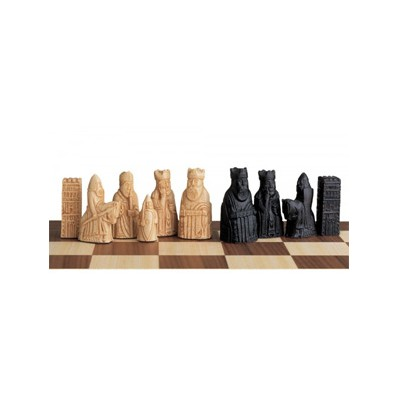 Small Isle of Lewis Chess Set (9688)