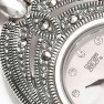 Marcasite Ladies Watch (12843)