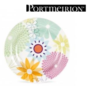 Portmeirion Crazy Daisy China Tableware Tea Plate