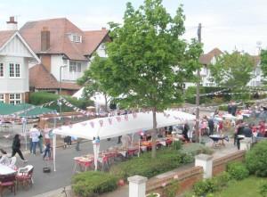 Queens Diamond Jubilee Day Street Party