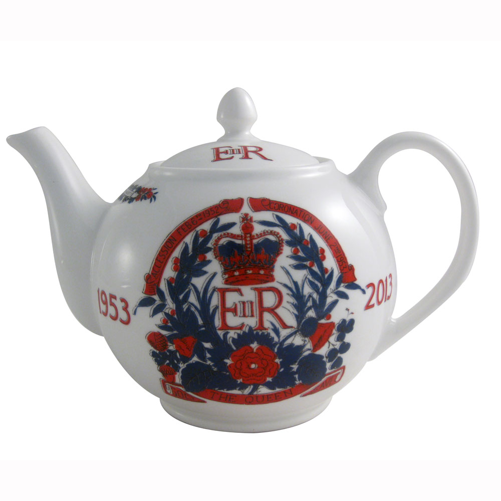 Queens Coronation Teapot
