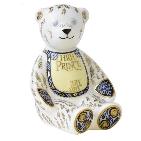 Royal Baby Prince George China Teddy Bear
